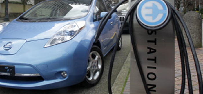Palo Alto to require electric car charger pre-wiring in new homes